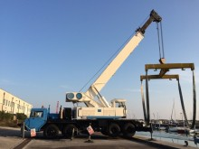 used Link-Belt mobile crane