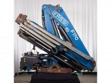 used Fassi mobile crane