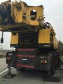 used Liebherr self-erecting crane