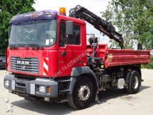 used MAN mobile crane