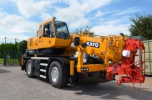 new Kato mobile crane