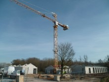 BPR tower crane