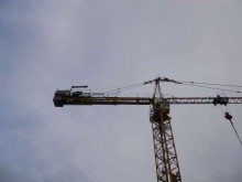 used Potain tower crane