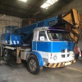 used Pegaso mobile crane