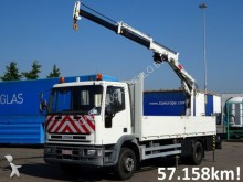 Iveco EUROCARGO 130E 18 HIAB 9T/M - ONLY 57TKM!
