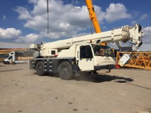new Terex Demag mobile crane