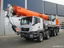 used MAN mobile crane