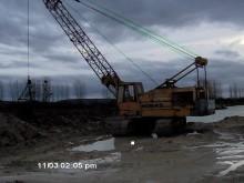 used HBM-Nobas crawler crane