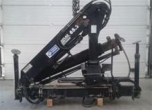 used Atlas auxiliary crane