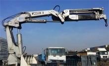 used MKG auxiliary crane