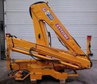 used Cytecma auxiliary crane