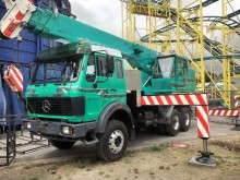 grue mobile Mercedes occasion