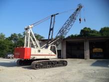 used Link-Belt crawler crane
