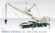 Terex DEMAG AC500-2 SSL 2008