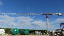 used Terex tower crane