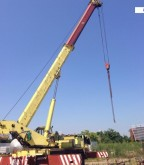 used Rigo mobile crane