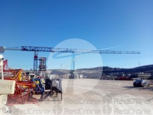 new Saez tower crane