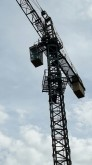used Simma tower crane