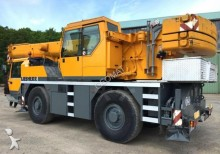 used Liebherr mobile crane