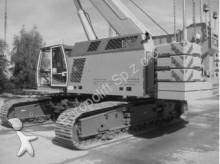 used Sennebogen crawler crane