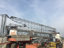used Bendini tower crane