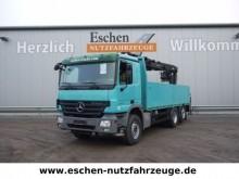 Mercedes 2641 6x2, Atlas Terex TLC 165.2 Kran, Klima