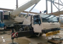 used Terex Demag mobile crane