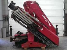 used Amco auxiliary crane