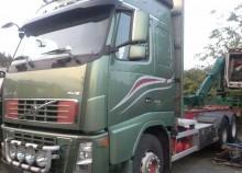Volvo FH16 DO TRANSPORTU DREWNA DO LASU DRZEWA