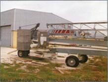 used Terex Comedil self-erecting crane