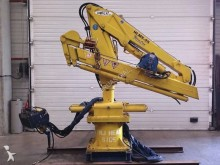 used Heila auxiliary crane