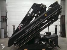 Hiab auxiliary crane