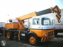 used Luna mobile crane