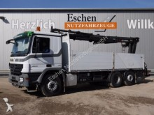 Mercedes 2641 6x2, Bl/Lu, Terex TLC 210.2 Kran
