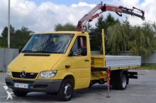 used Mercedes mobile crane