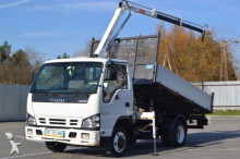 used Isuzu mobile crane