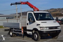 Iveco Daily 65C17 Pritsche 4,05 m + KRAN Top Zustand!