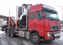 Volvo FH16 6X4 580 DO TRANSPORTU DREWNA DO LASU DRZEWA
