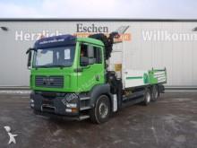 MAN TGA 26.320 6x2, Lift/Lenk, Hiab 220 C Kran