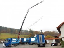 Mercedes mobile crane