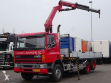 DAF 75 CF 300 6X2 FULL STEEL / 10 TM CRANE