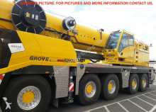used Grove mobile crane