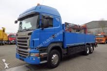 Scania R420 LB 6x2*4 Pritsche Kran PK 20.002 - Retarder