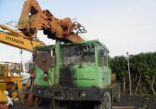 used Haulotte mobile crane