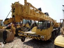 used self-erecting crane