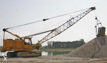 Demag B410 Cable excavator / Seilbagger
