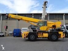 used Locatelli mobile crane