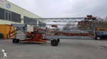 used Benazzato Gru self-erecting crane