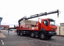 used Renault mobile crane