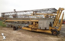 used FM Gru self-erecting crane